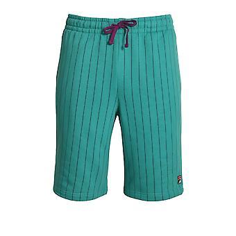 Fila Vintage BB1 Pinstripe Shorts | Biscay Bay