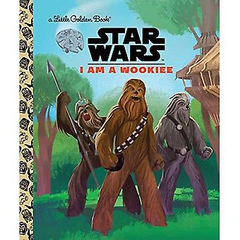 Ik ben een Wookiee (Star Wars) (gouden boekje)