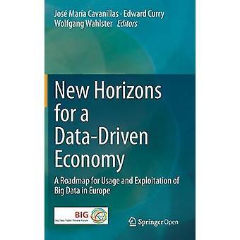 Nya horisonter för en DataDriven ekonomi av Wolfgang Wahlster & Jose Maria Cavanillas & Edward Curry