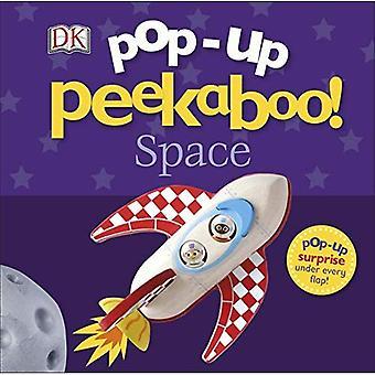 Peekaboo pop-up! Espace (coucou pop-up!) [Cartonné]