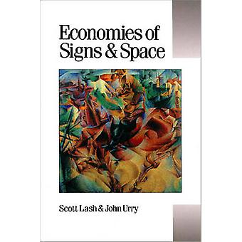 Economies of Signs and Space by Lash & Scott