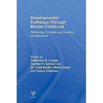 Utvecklingsmässiga vägar genom mellersta barndom Rethinking sammanhang och mångfald som resurser av Cooper & Catherine R.