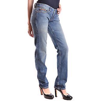 Dolce Gabbana van E blauwe katoenen Jeans