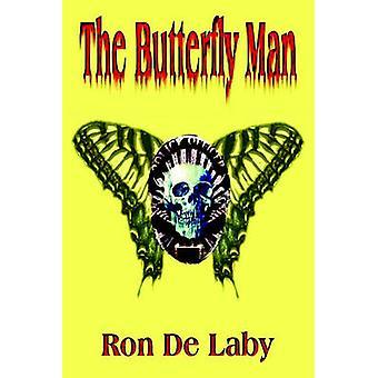 L'homme papillon par de Laby & Ron
