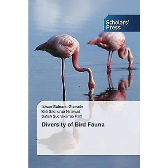 Diversità di Fauna di uccelli di Bà Ghorade Ishwar