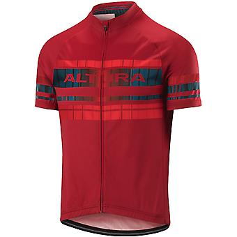 Altura Red-Teal 2019 Team Short Sleeved Cycling Jersey