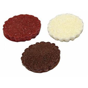 Geurende Wax smelten 3 Per pak