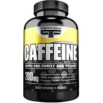 Primaforce Caffeine 200Mg 90 Tablets (Sport , Weight loss , Thermogenics)