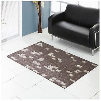 Rugs -Unique Matrix - Brown & Beige