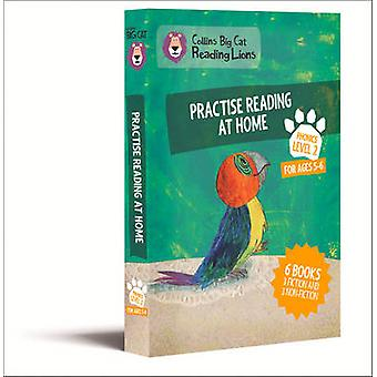 Collins Big Cat Reading Lions - Level 2 - Practise Reading at Home - 9
