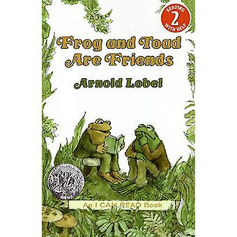 Frog and Toad Are Friends by Arnold Lobel - 9780881037821 Book