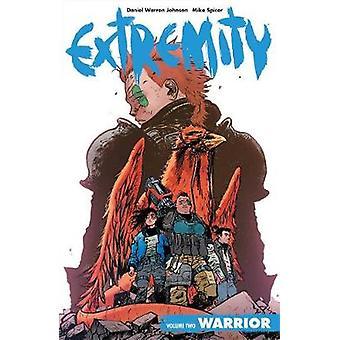 Extremity Volume 2 by Daniel Warren Johnson - 9781534306493 Book