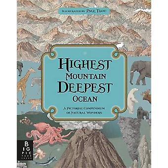 Highest Mountain - Deepest Ocean by Kate Baker - Page Tsou - 97817837