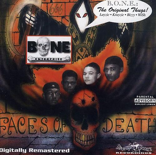 Bone Enterprise - Faces of Death [CD] USA import