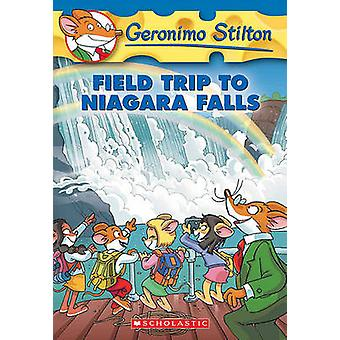 Field Trip to Niagara Falls by Geronimo Stilton - Larry Keys - Ratter