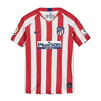 2019-2020 Atletico Madrid Home Nike Shirt (Kids)