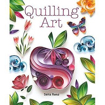Quilling Art - 9781784943677 Book