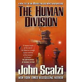 The Human Division by John Scalzi - 9780765369550 Book