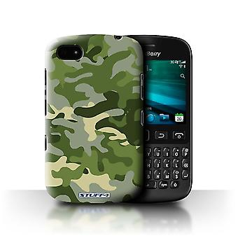 STUFF4 Case/Cover voor Blackberry 9720/groen 1/Camouflage Army Navy