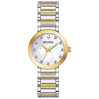 Bulova Clock Woman Ref. 98P180_US