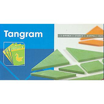 Cayro Tangram Double (Spielzeuge , Brettspiele , Puzzles)