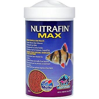 Nutrafin Max Med Tropi Gran/pellets160g