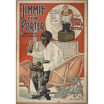 Jimmie the Porter Movie Poster (11 x 17)