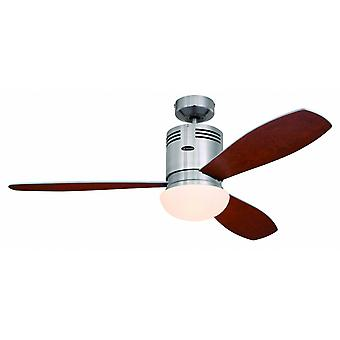 Westinghouse ceiling fan Combo with light and remote control