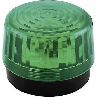 Light LED Velleman HAA100GN Green Flash 12 Vdc