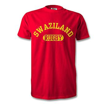 Swaziland Rugby T-Shirt