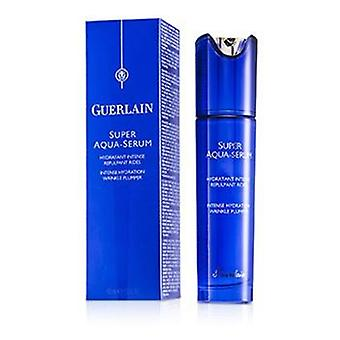 Guerlain Super Aqua Serum Intense Hydration Wrinkle Plumper - 50ml/1.6oz