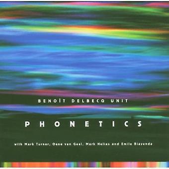 Benoit Delbecq - fonetik [SACD] USA import