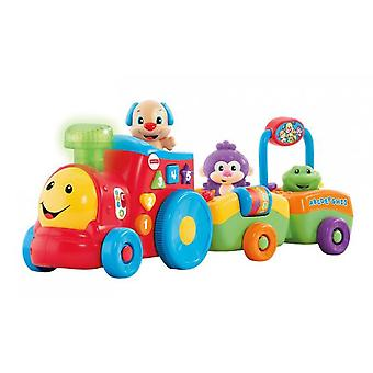 Fisher-Price Interactive Train Dog (Jouets , Maternelle , Véhicules)