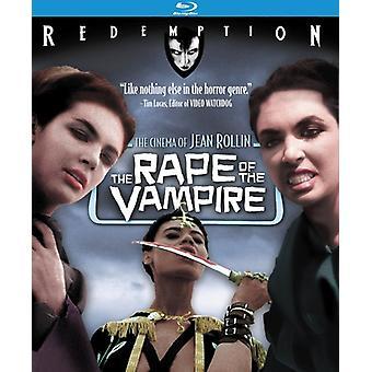 Voldtægt af vampyr [BLU-RAY] USA importen