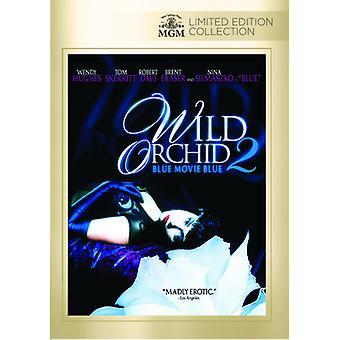 Wild Orchid 2: Blå blå film [DVD] USA import