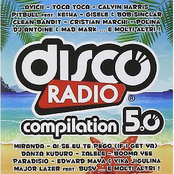 Radio Disco 5.0 - Disco Radio 5.0 [CD] USA import