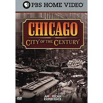 Chicago-City of the Century [DVD] USA import