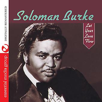 Solomon Burke - Let Your Love Flow [CD] USA import