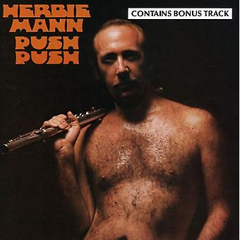 Herbie Mann - Push Push [CD] USA import