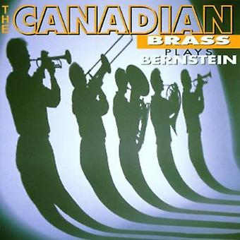 Canadian Brass - The Canadian Brass Plays Bernstein [CD] USA import