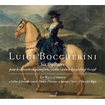L. Boccherini - Luigi Boccherini: Seks Quatuors [CD] USA import