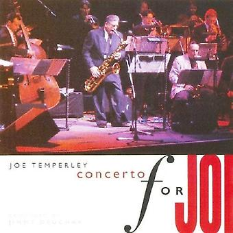 Joe Temperley - koncert for Joe [CD] USA import