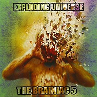Brainiac 5 - eksploderende univers [CD] USA importerer