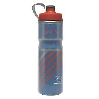 Nathan Fire & Ice 2 Bottle 600ml Trinkflasche Methyl Blue 4425NMBO