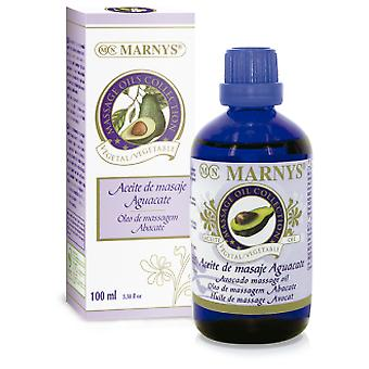 Marny's Avocado Massage Oil 100Ml. (Hygiene and health , Massage and Spa , Body oils)