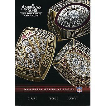 Washington Redskins [DVD] USA importerer