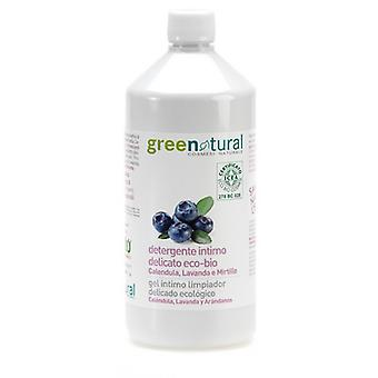 Greenatural Calendula, Lavender & Blueberry Gentle Intimate Wash Gel