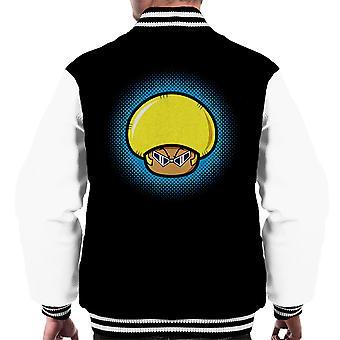 Up Up Up Bobobo Bo Bo Bobo Men Varsity Jacket