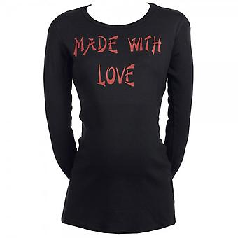 Spoilt Rotten Made With Love Maternity T-Shirt