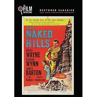 Naked Hills [DVD] USA import